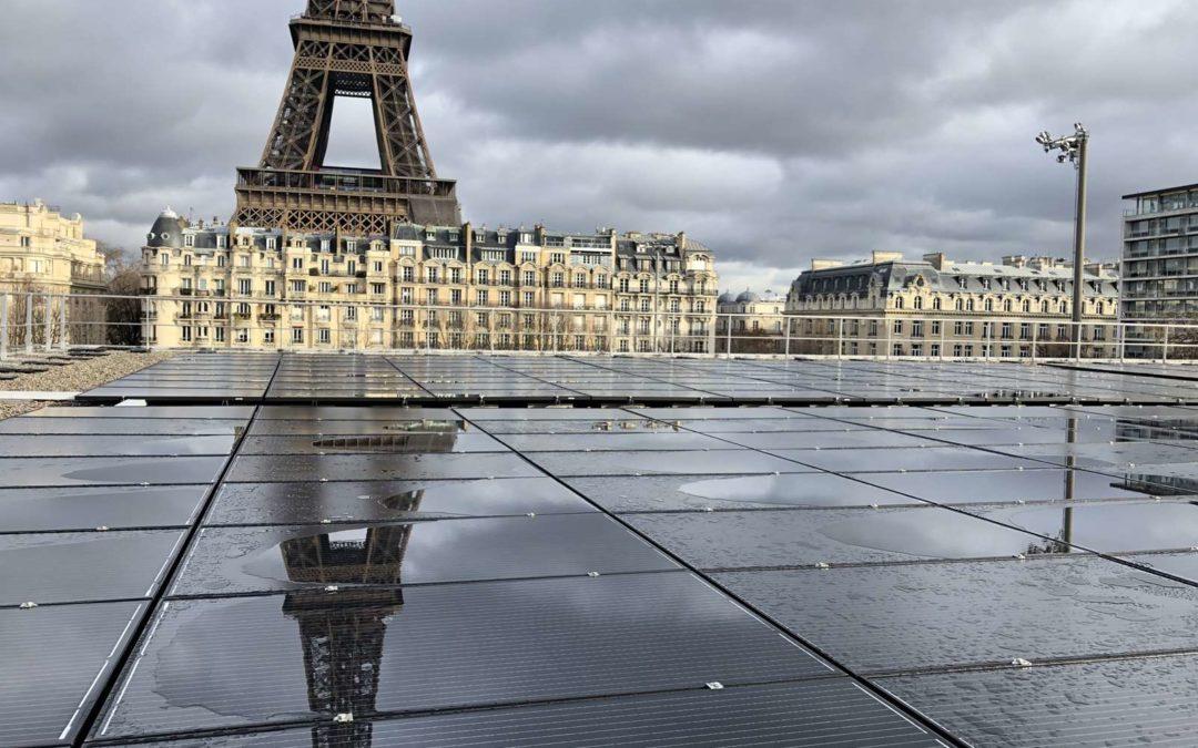 Les premiers électrons citoyens et parisiens !