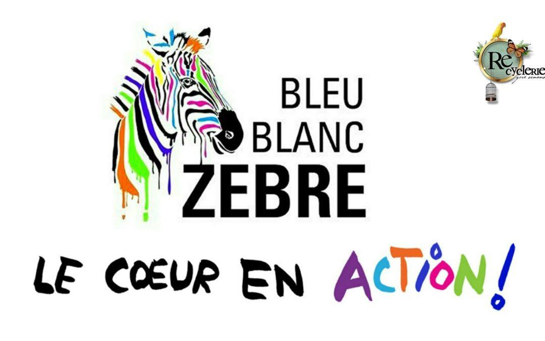 EnerCit'IF, Bleu Blanc Zebre, #çacommenceparmoi