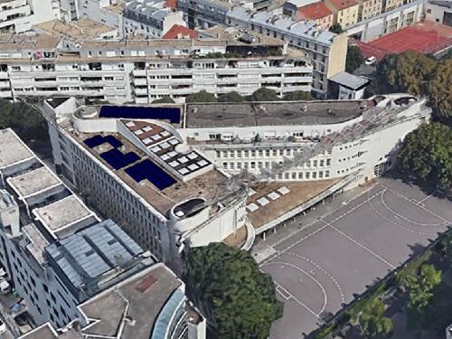 Zoom sur l'une des futures centrales solaires citoyennes