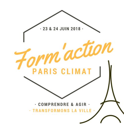 EnerCit'IF se mobilise pour la Form'Action Climat !